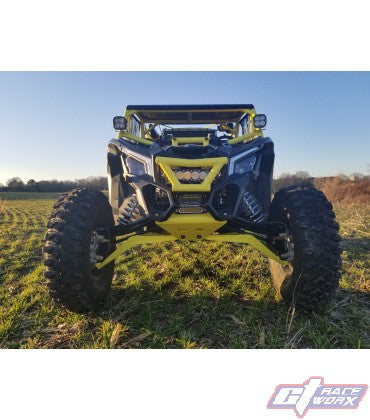 "Maverick X3 64"" Boxed High Clearance Lower A Arms"