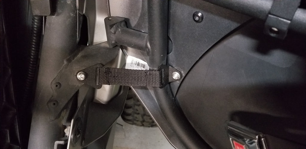 Door Limiter Straps - Can Am X3