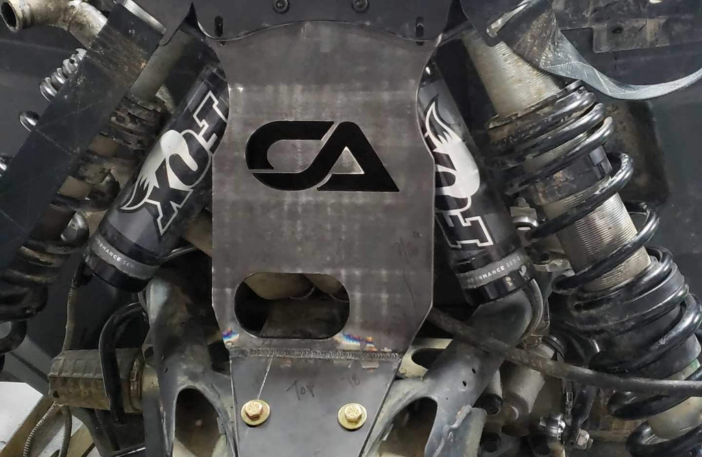 Can-Am X3 Front Suspension Limit Strap System - CA Tech
