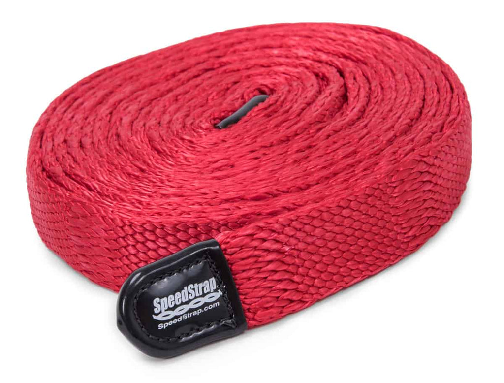 1″ SuperStrap 10,000 lbs. Weavable Recovery Strap - Speedstrap