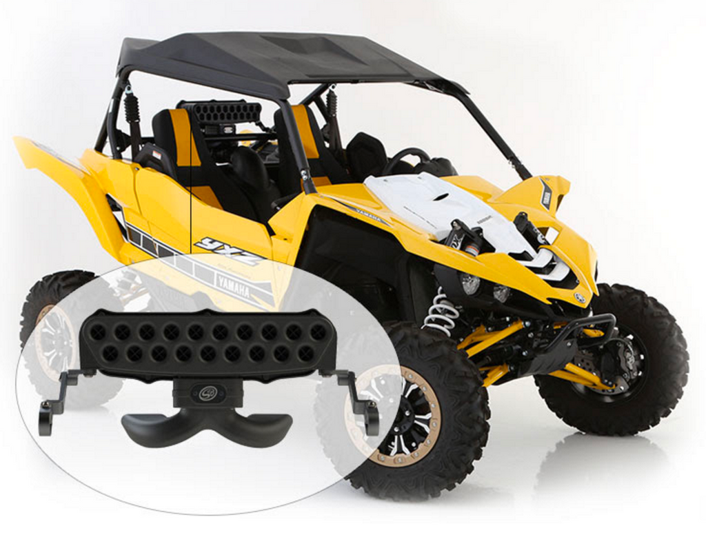 Particle Separator for 2016-17 Yamaha YXZ 1000R