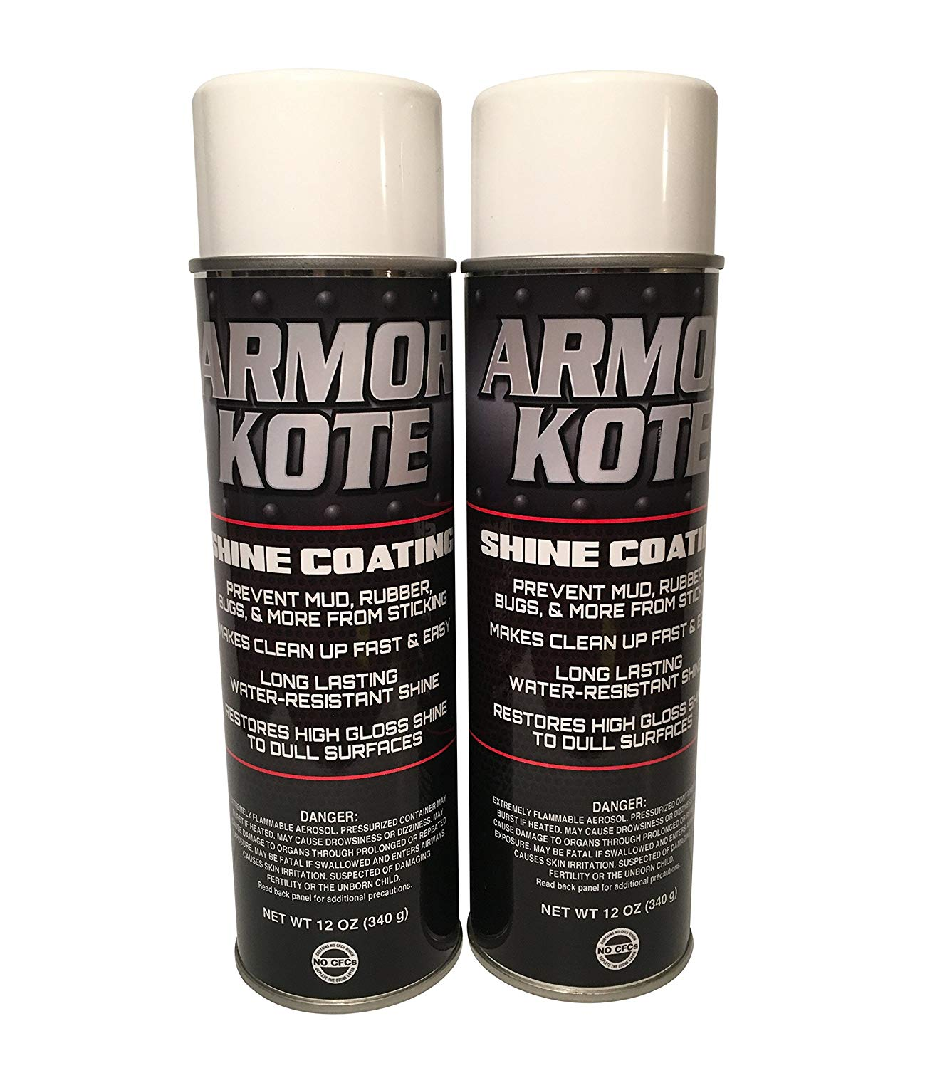 Armor Kote - Ultimate Protectant and Cleaning - Pack of 2