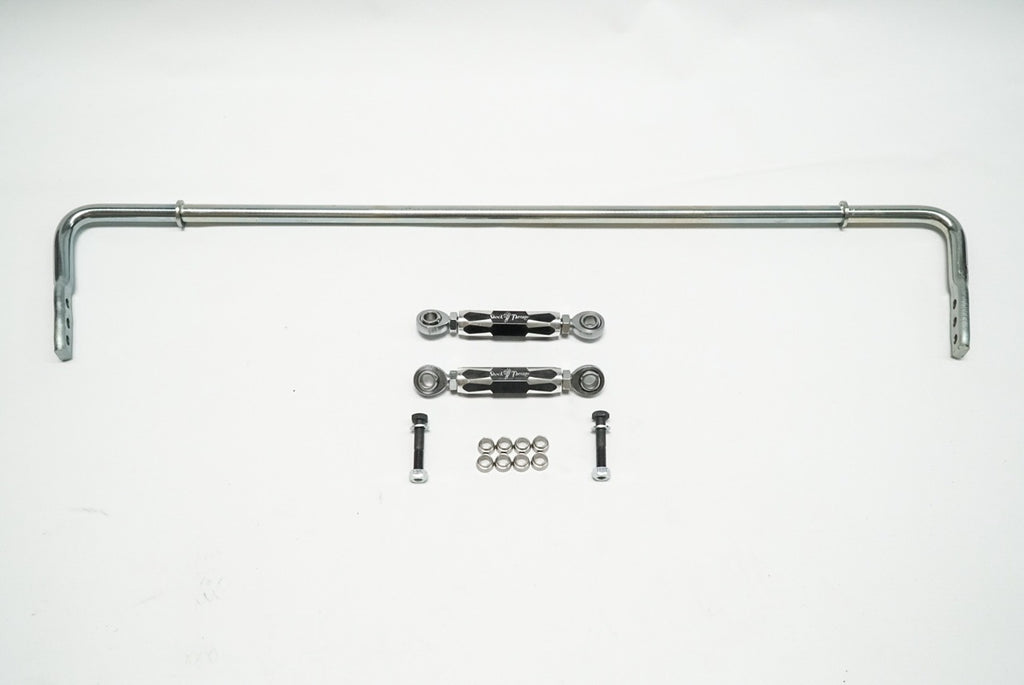 Can Am X3 Adjustable Rear Anti Sway Bar Kit - Shock Therapy - Can-Am