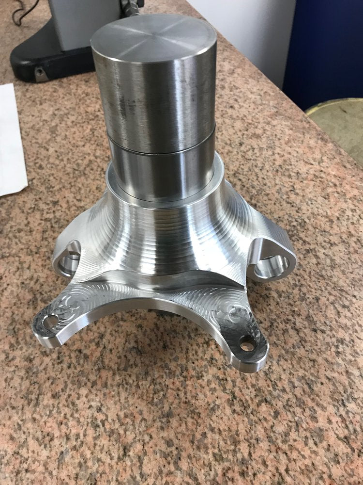 Knuckle bearing fixture - ZRP - Can-Am