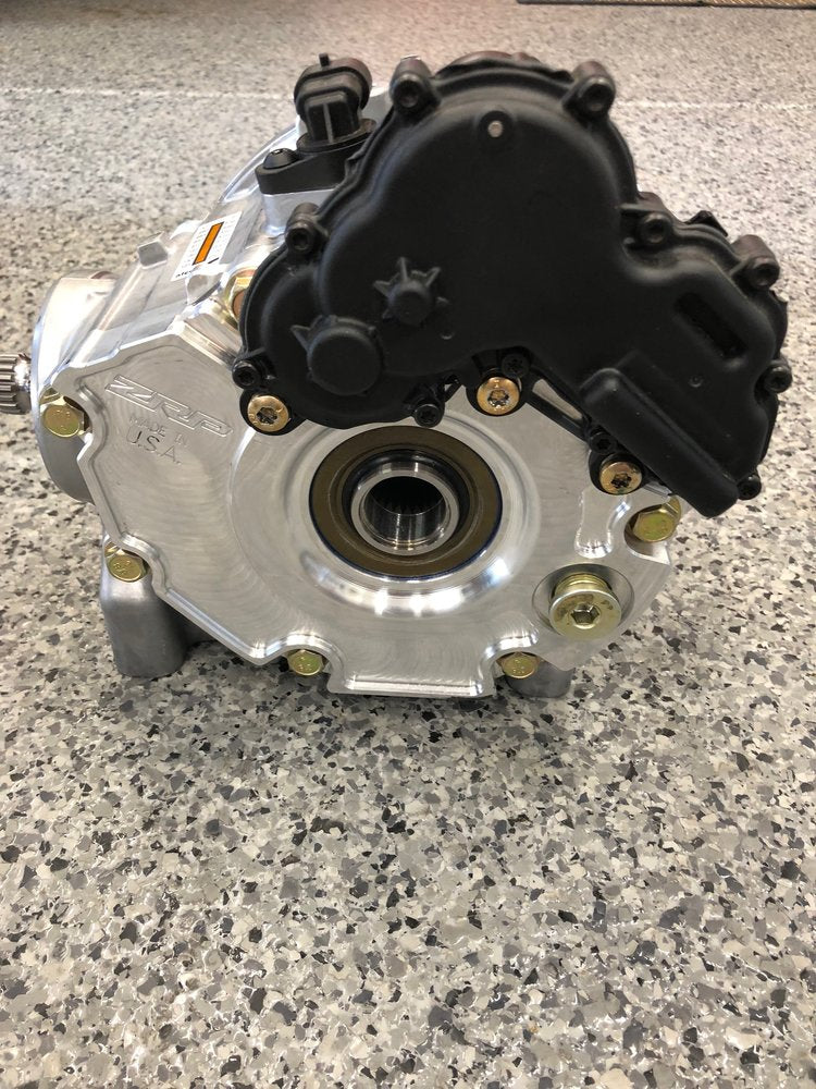 RH Billet Differential Cover - ZRP - Can-Am