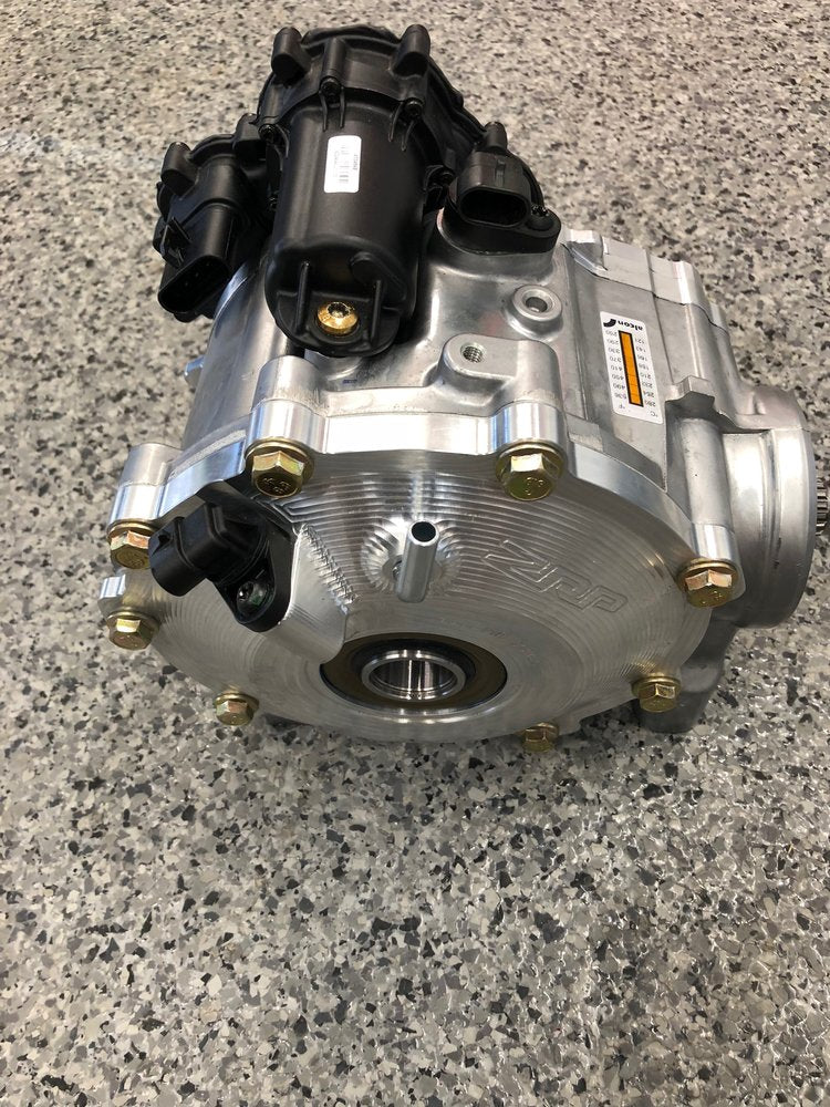LH Billet Differential Cover  - ZRP - Can-Am