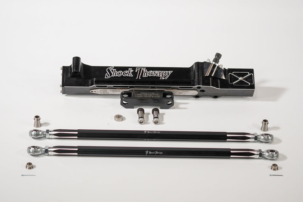 Can Am X3 Billet Steering Rack - Shock Therapy - Can-Am