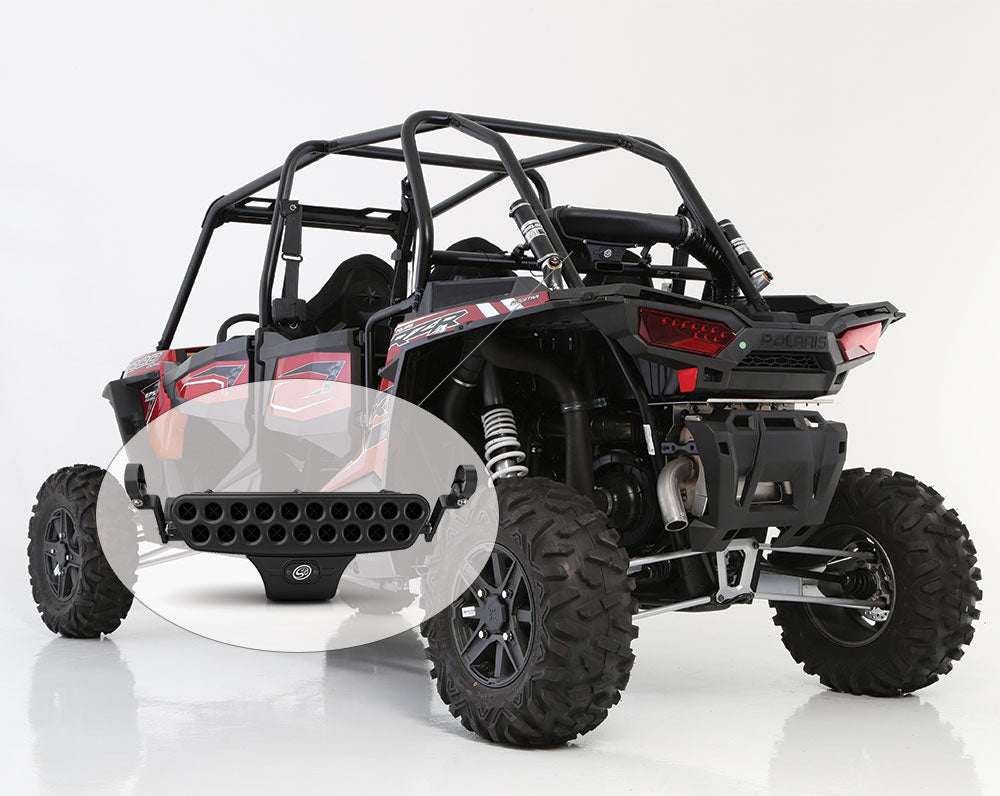 Particle Separator for 2016-2018 Polaris RZR XP Turbo