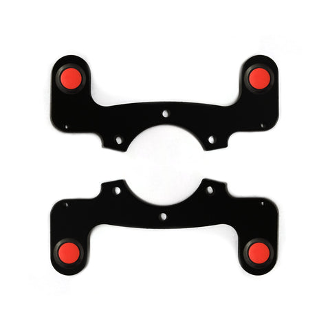 Steering Wheel Push Button Brackets