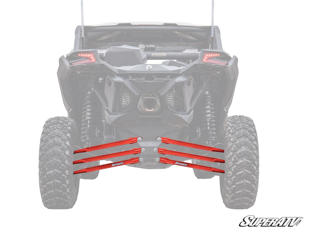 Can-Am Maverick X3 Boxed Radius Arms - Super ATV