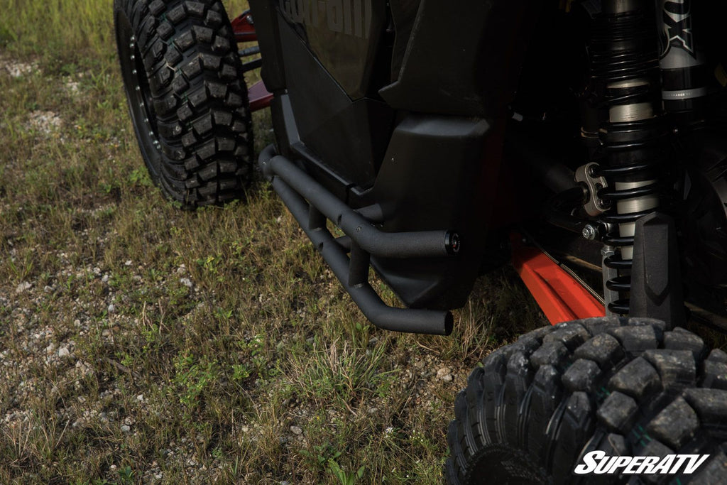 Can-Am Maverick X3 Nerf Bars - Super ATV