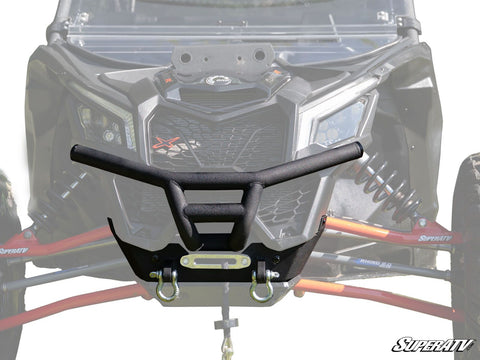 Can-Am Maverick X3 Winch Ready Front Bumper - Super ATV