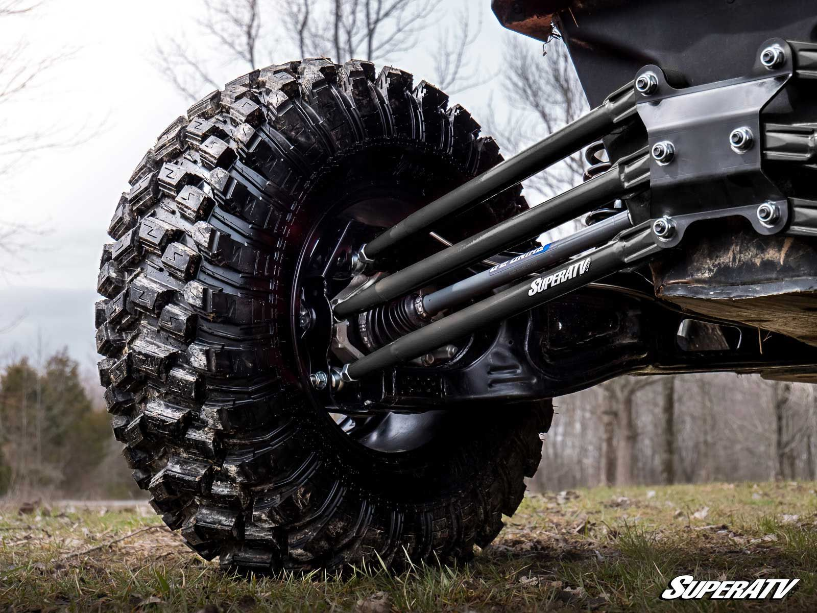 Can-Am Maverick X3 Tubed Radius Arms - Super ATV
