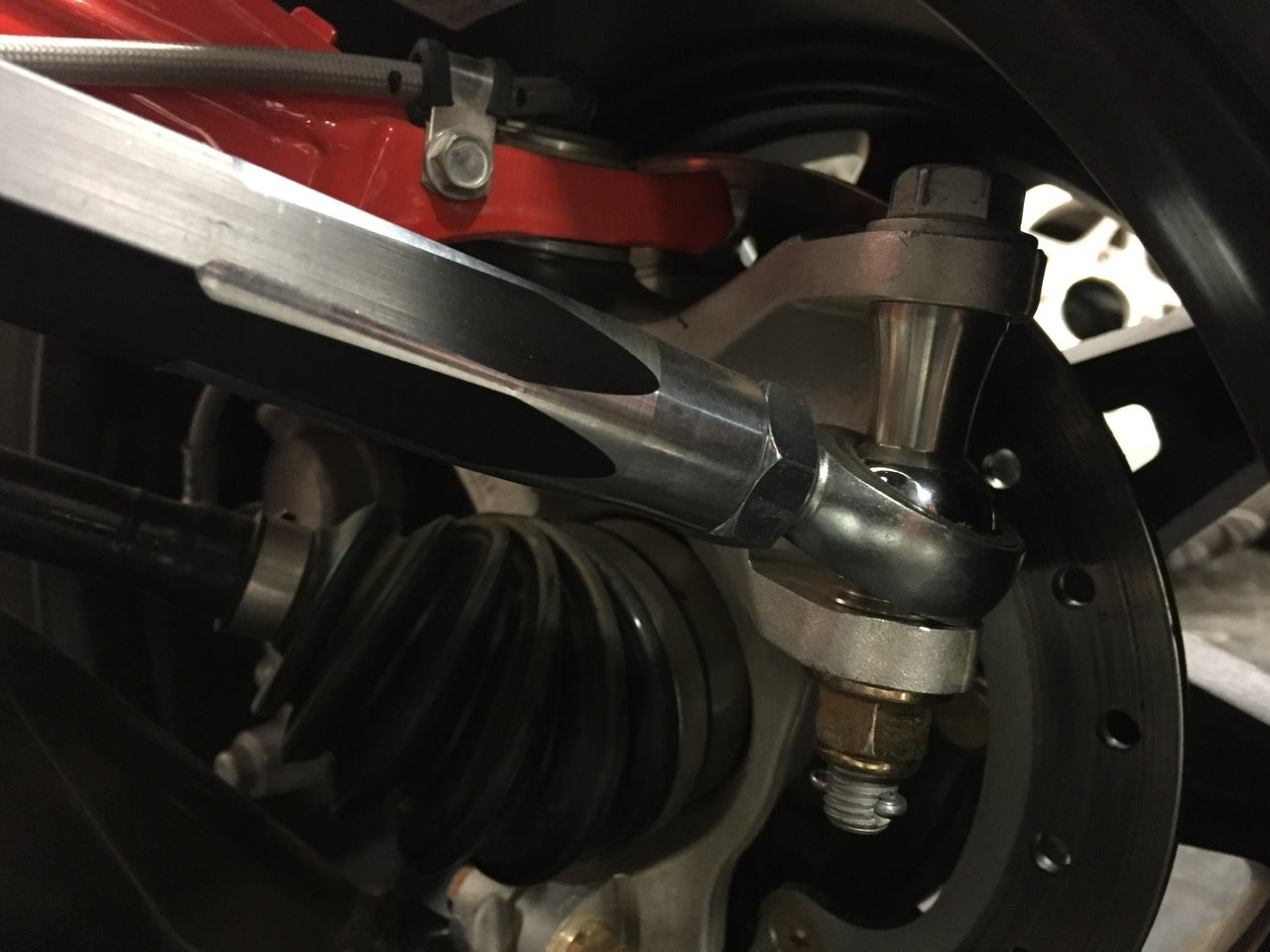 Bump Steer Delete Tie Rod Kit (BSD)™ Can Am X3 RS and X3 RC - Shock Therapy - Can-Am