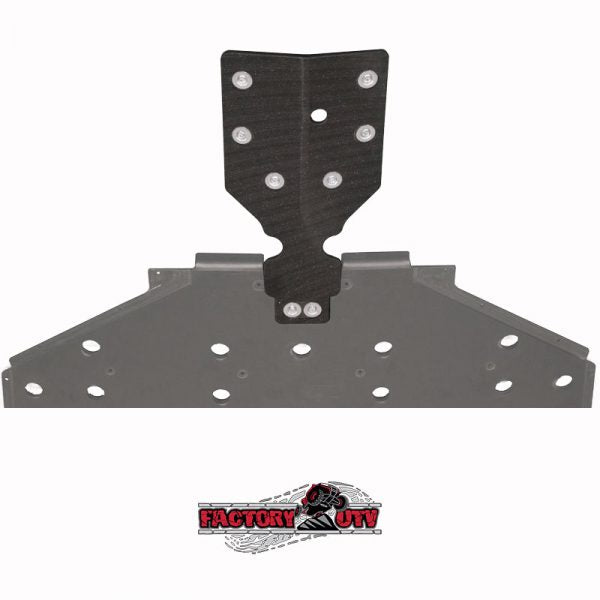 "CAN-AM MAVERICK X3 MAX 3/8"" FRONT DIFF SKID PLATE"