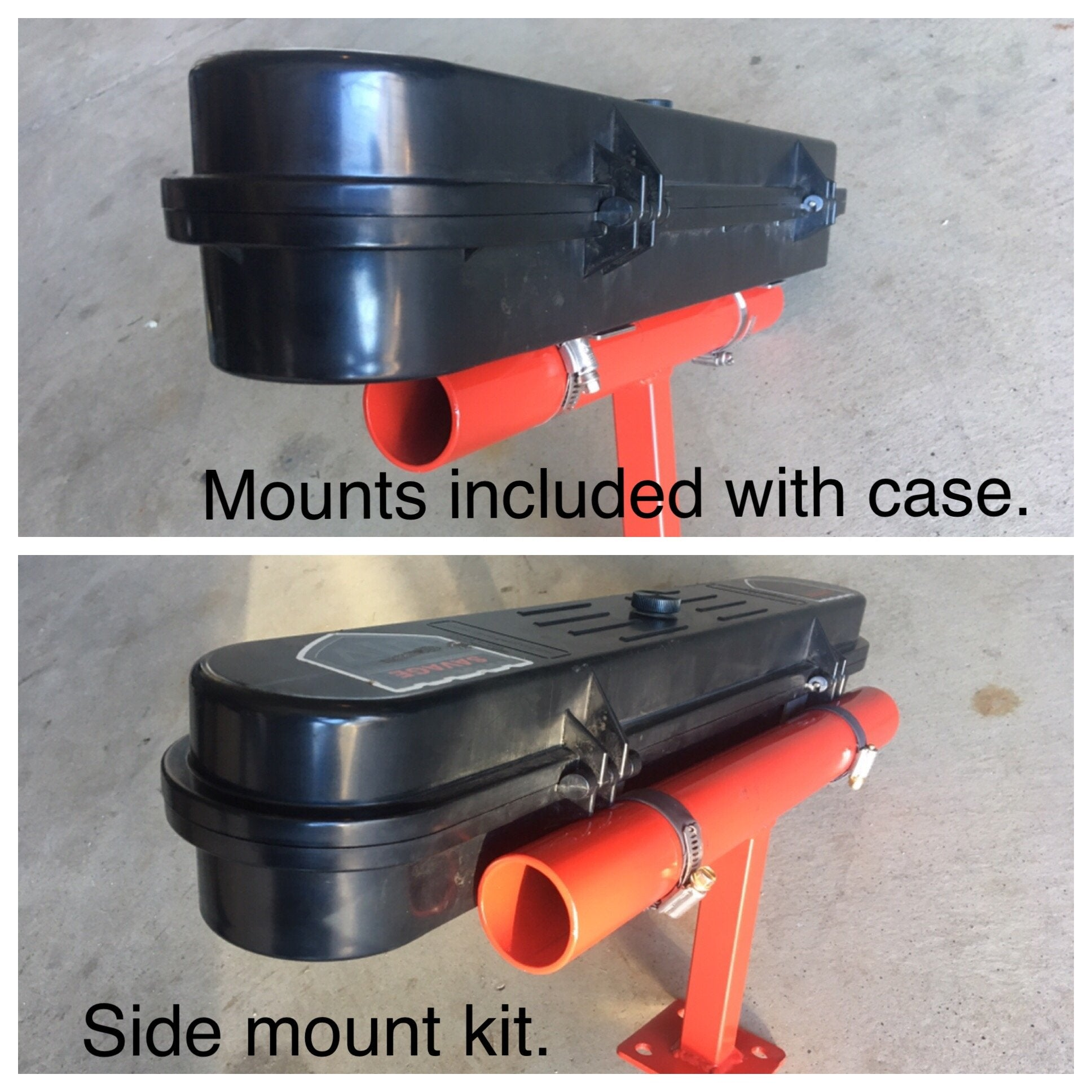 Side Mount Brackets - Savage UTV