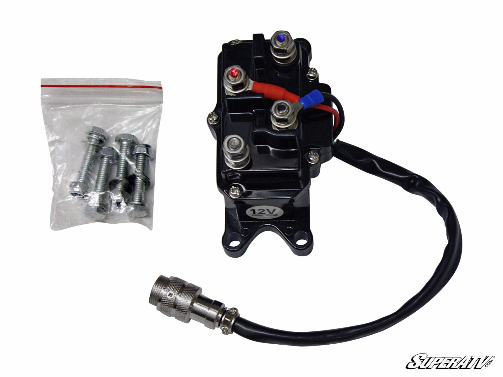 Replacement Winch Parts - Super ATV