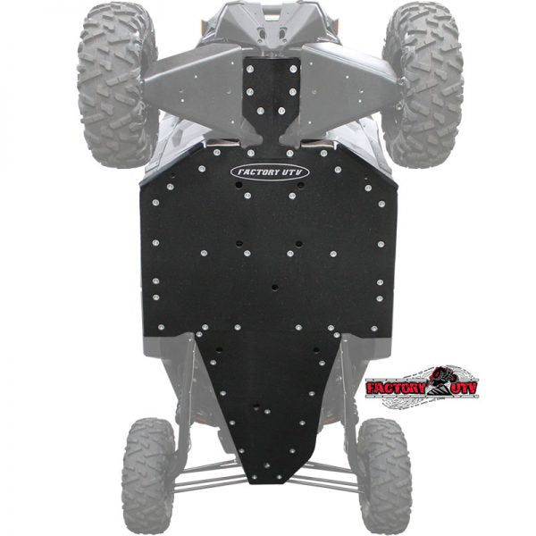 "CAN-AM MAVERICK X3 3/8"" UHMW SKID PLATE"