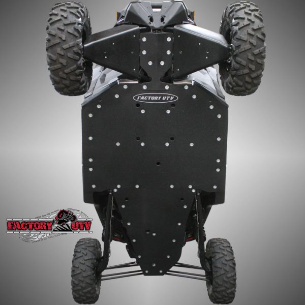 "CAN-AM MAVERICK X3 XRS ULTIMATE 3/8"" UHMW KIT"