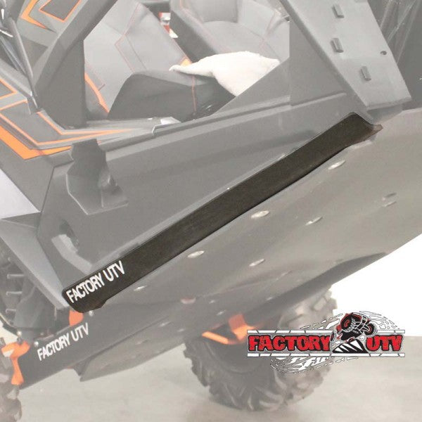 "POLARIS RZR XP 1000 1/2"" UHMW ROCK SLIDERS"