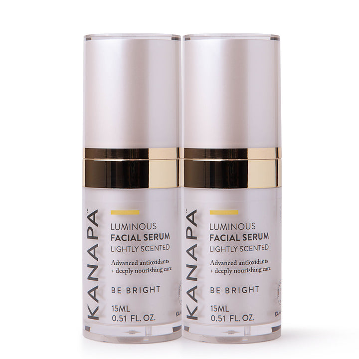 Luminous Facial Serum Set