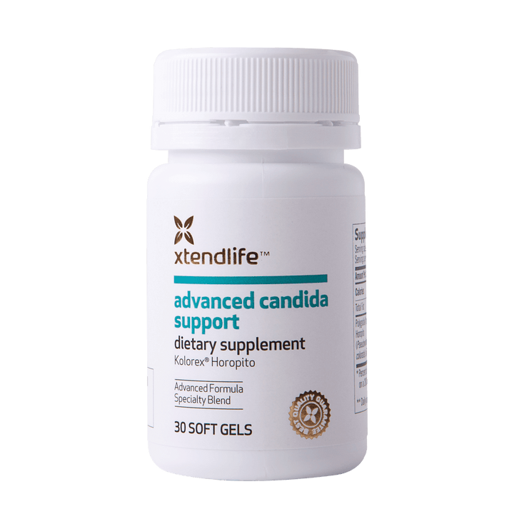 Advanced Candida Support