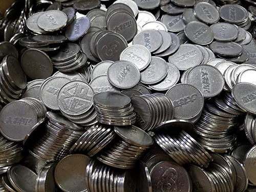 Pachislo Tokens 500 count