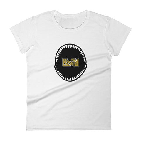 Mako Grin Womens T-shirt