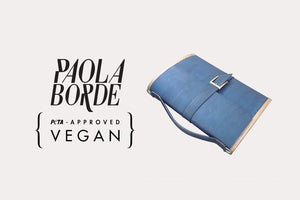 "Sac Vegan en Bois Business ""André"""