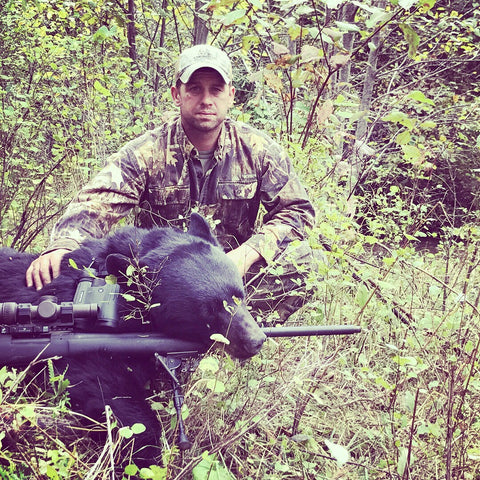 Washington State Black Bear Hunt