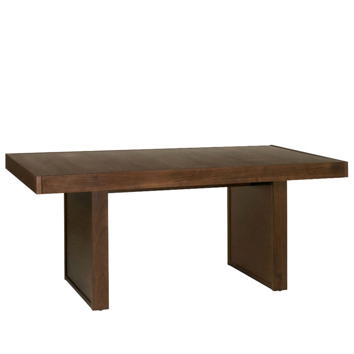 Stowe Panel Dining Table - Everhome Designs