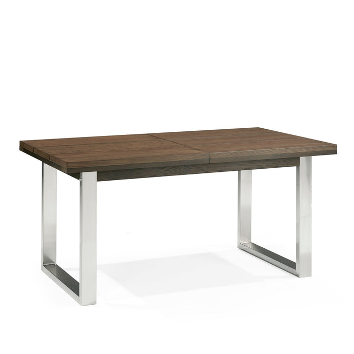 New York Small Extending Dining Table - Everhome Designs