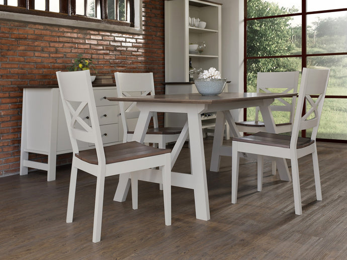 Newport 5-Piece Dining Set - Everhome Designs