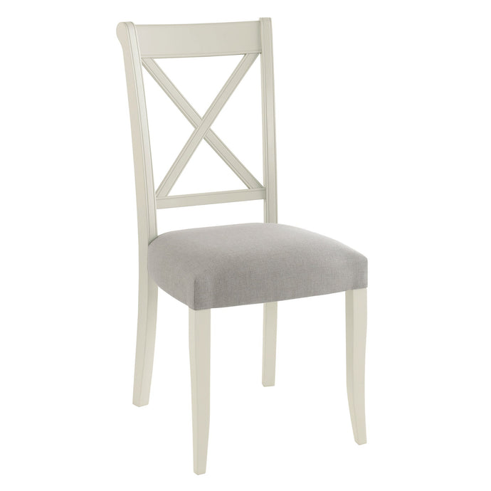 Heritage Cross Back Dining Chair (Set of 2) - Everhome Designs