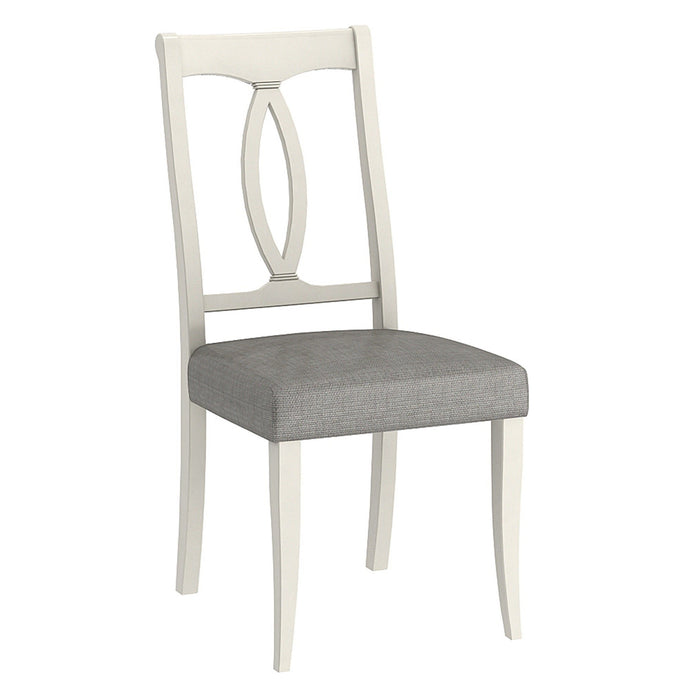 Heritage Oval Back Dining Chair (Set of 2) - Everhome Designs