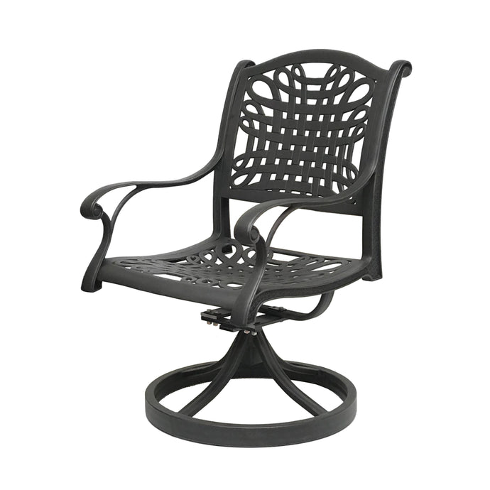 Malibu Swivel Rocking Chair (Set of 2) - Everhome Designs