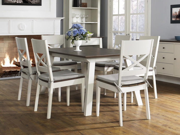 Newport 7-Piece Dining Set - Everhome Designs