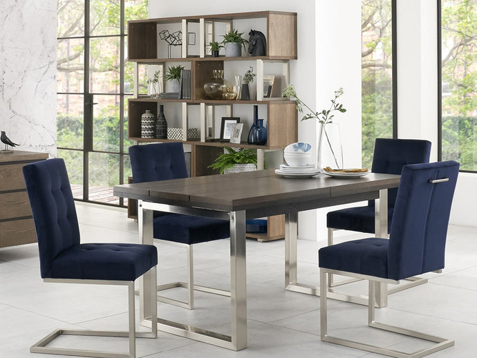 New York 5-Piece Dining Set - Everhome Designs