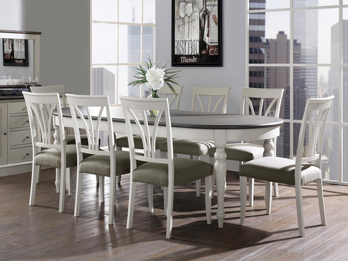Vegas 9-Piece Dining Set - Everhome Designs