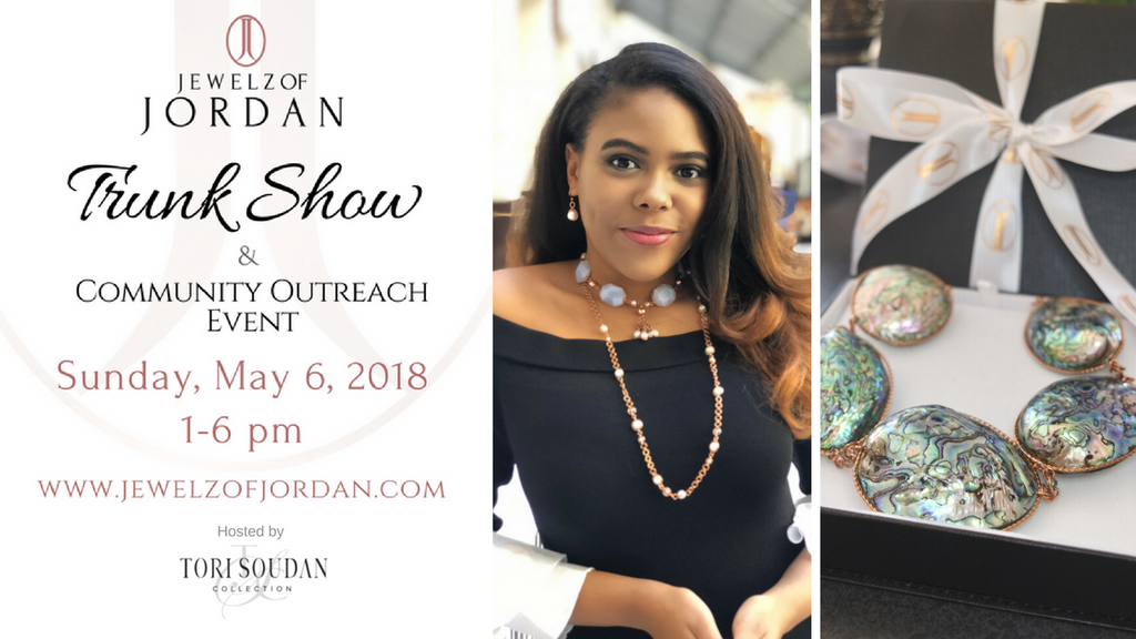 Trunk Show & Community Outreach Event in McLean, VA