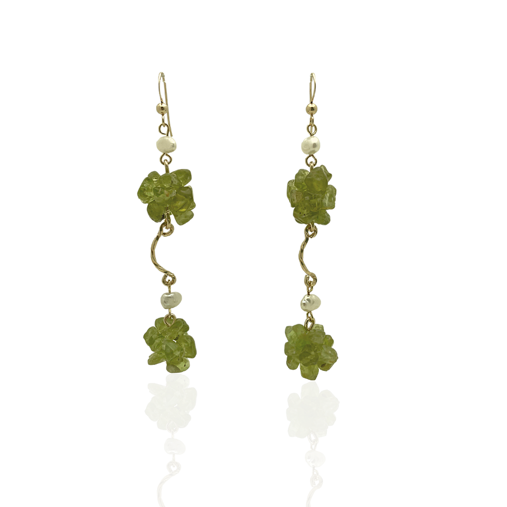 Tree Of Paradise Earrings