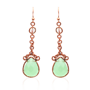 Duchess Drop Earrings