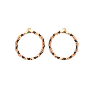 Loyal Earrings - Copper