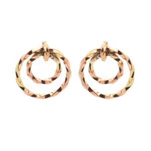 Loyalty Earrings - Gold