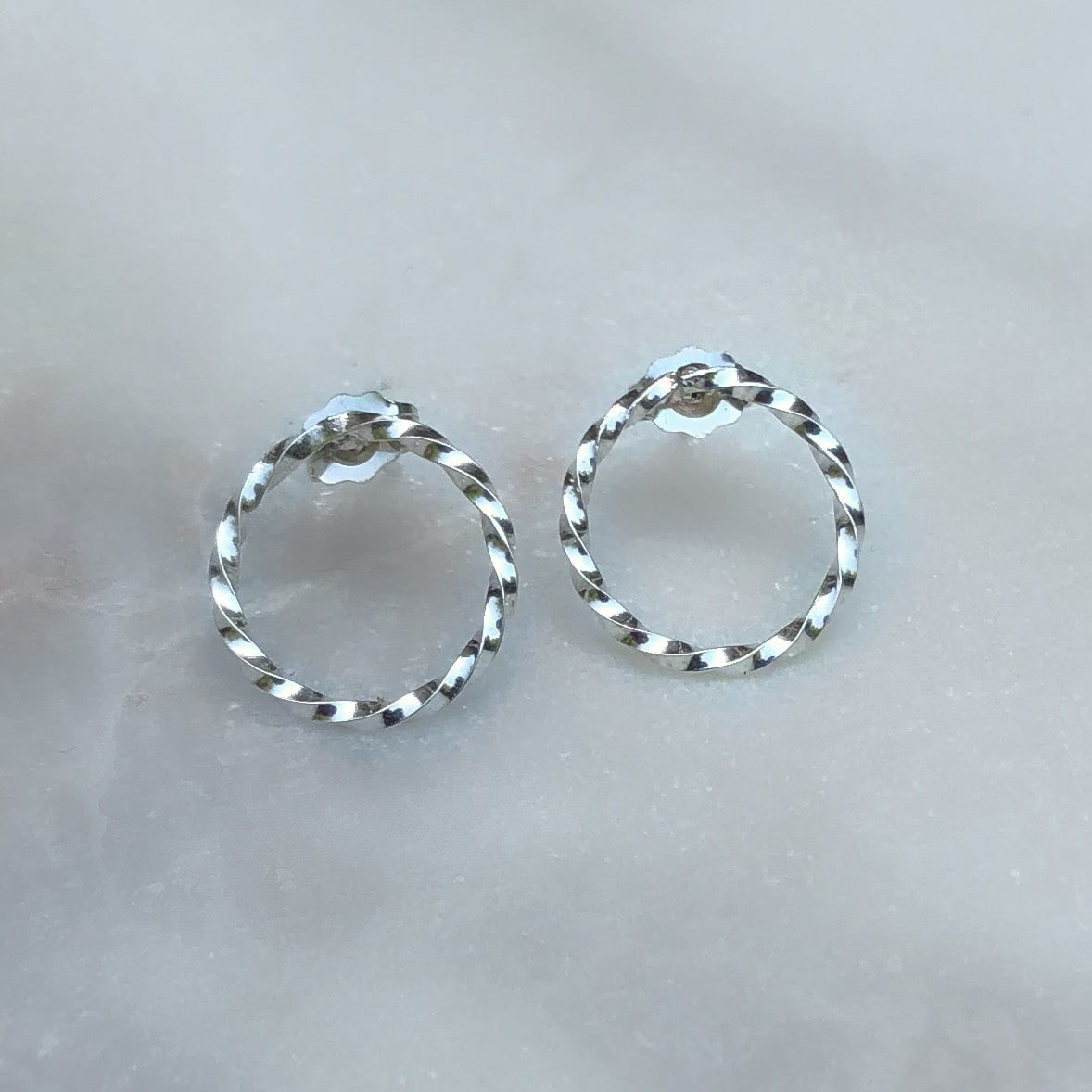 Loyal Earrings - Silver