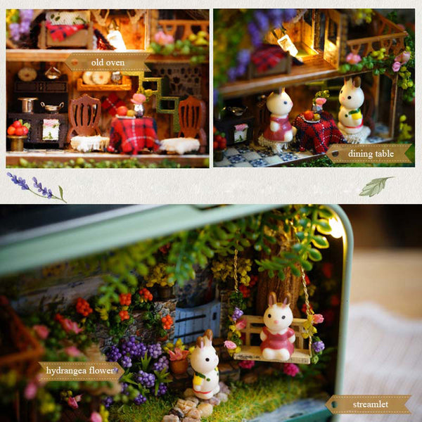 Funny Countryside - DIY Handmade Miniature Box Theatre_4