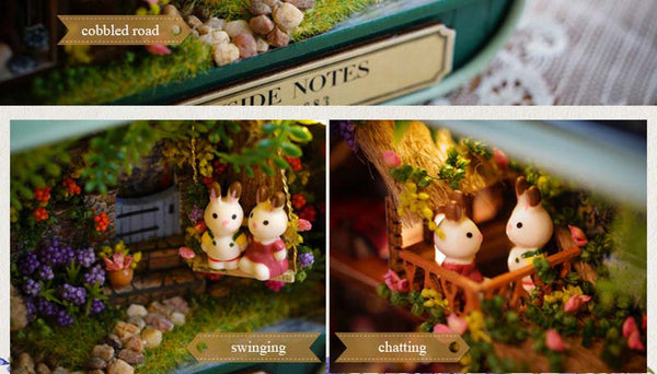Funny Countryside - DIY Handmade Miniature Box Theatre_5