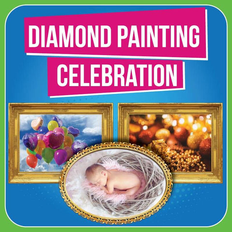 Diamond Painting Celebration Collection Easy Whim
