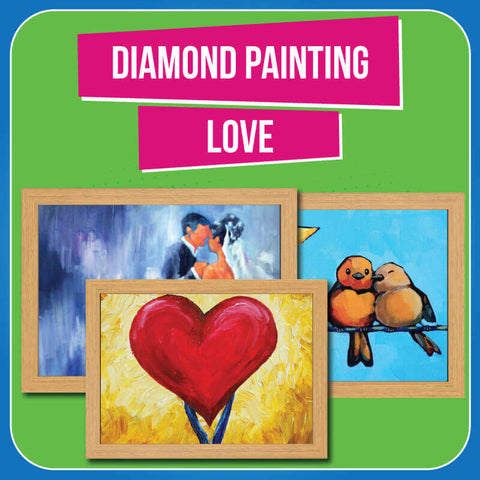 Diamond Painting Love Collection Easy Whim