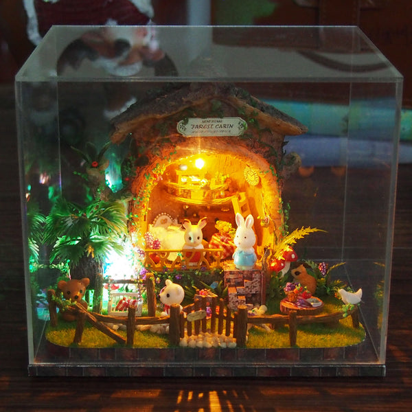 Adventure Tour - DIY Handmade Miniature Box Theatre_5